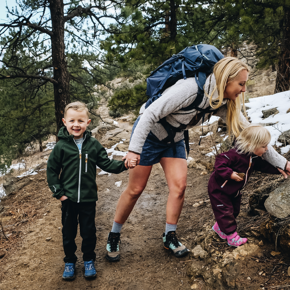How to Hike and Have Fun on the Trail with Kids